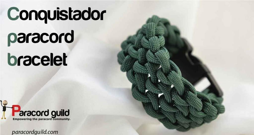 Conquistador Paracord Bracelet Paracord Guild