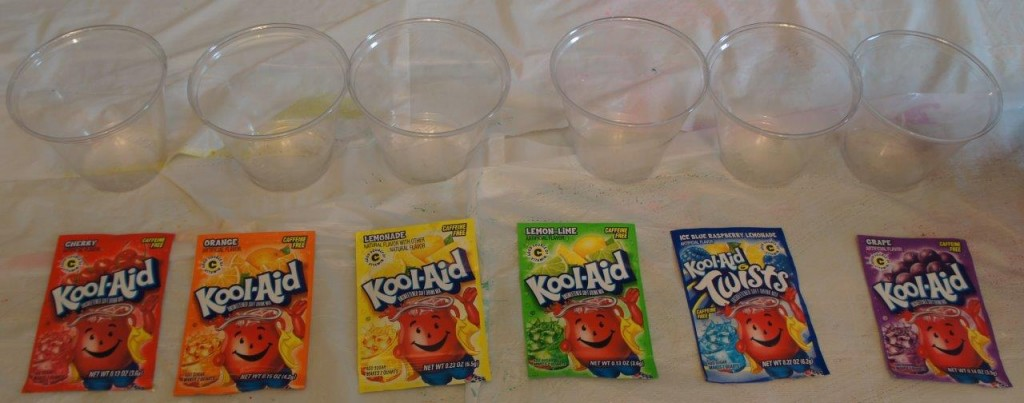 koolaid colors