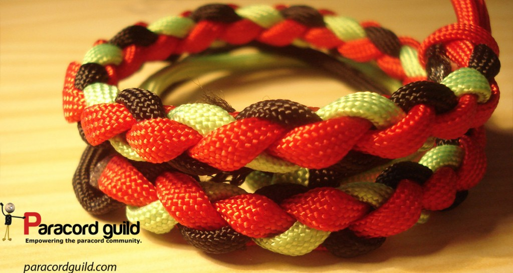How To Braid Paracord Oliefantasie