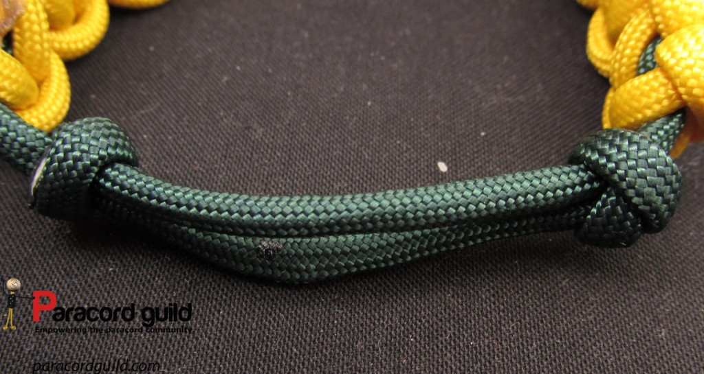 adjustable paracord strap