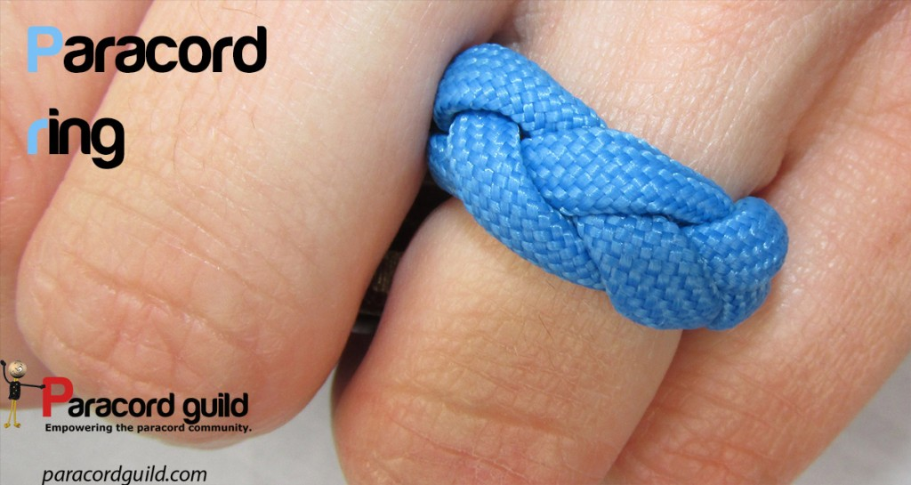 how to make a paracord ring paracord guild