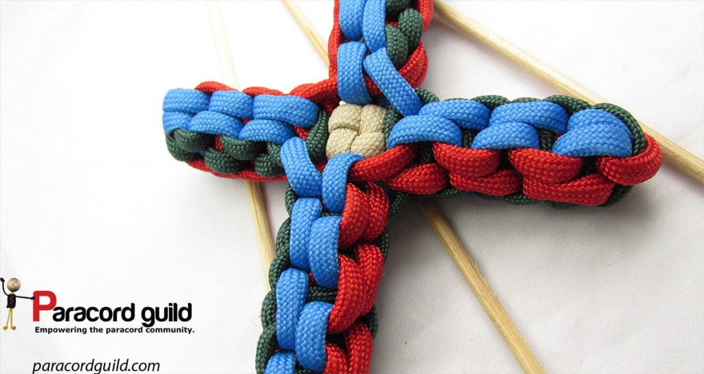 paracord-cross-tutorial
