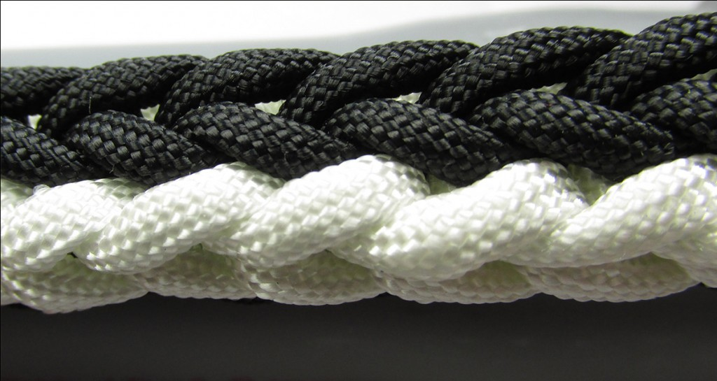 two color spool knitting tutorial