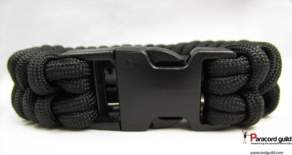 Attaching A Paracord Buckle