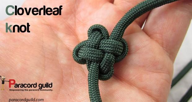cloverleaf knot