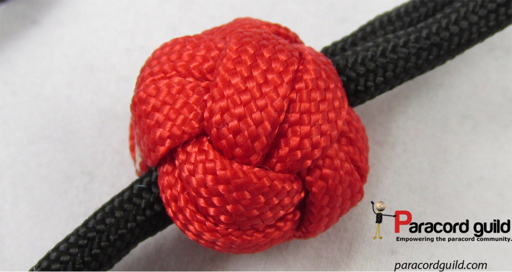 double paracord ranger bead