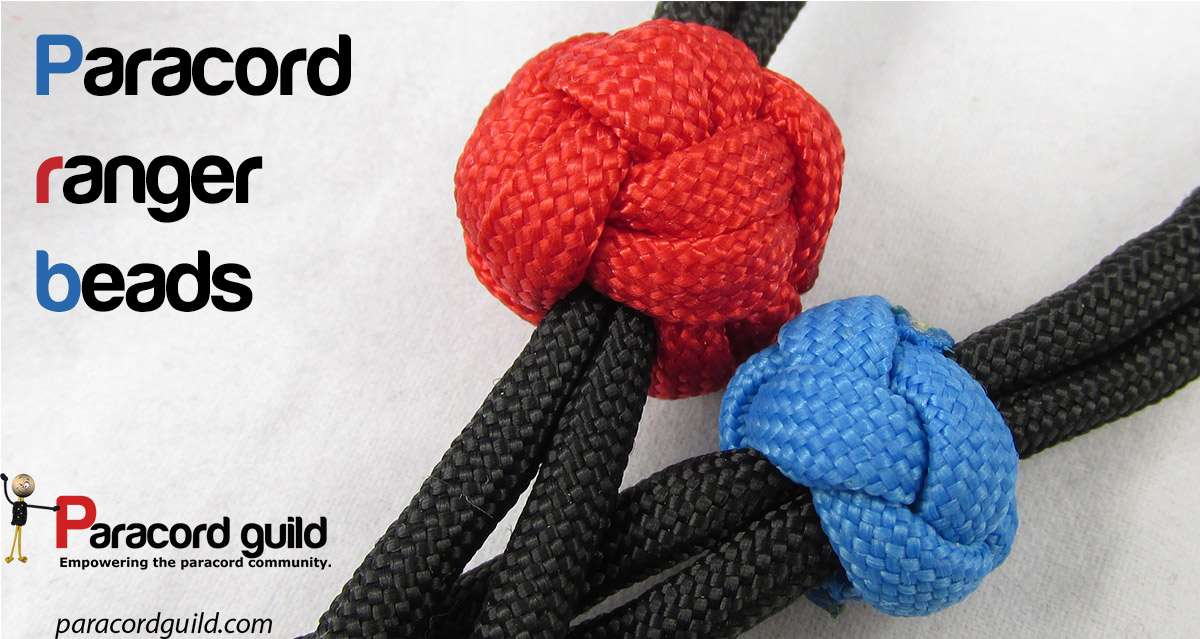 How to make paracord ranger beads paracord guild