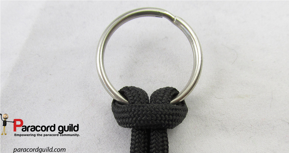 A Better Ring Hitch Knot Paracord Guild