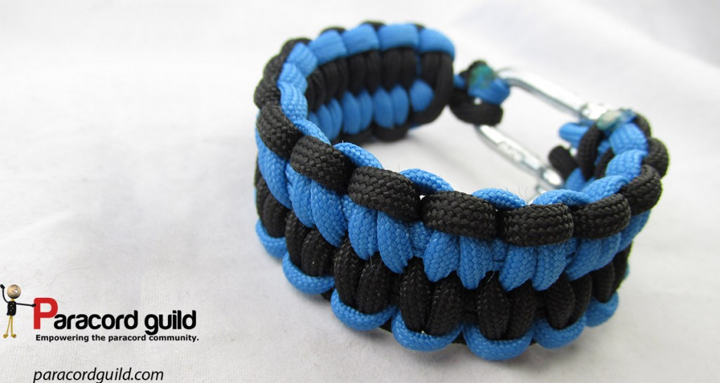 two color blaze bar bracelet