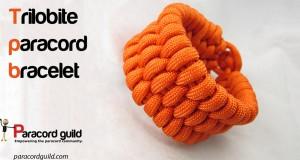 quick deploy trilobite paracord bracelet
