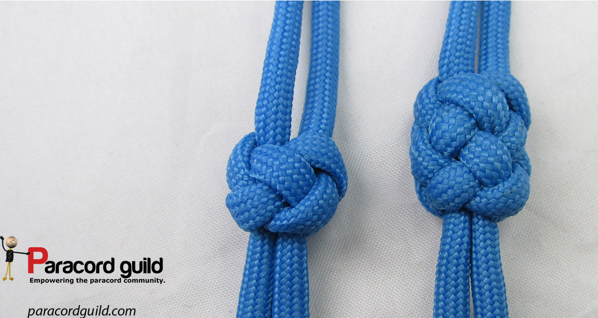 monkey fist lanyard instructions