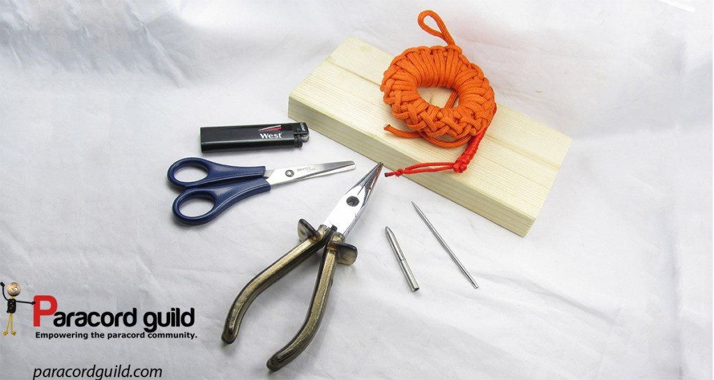 paracord tools