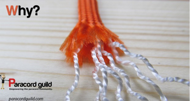 why is paracord made the way it is