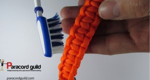 how to clean paracord