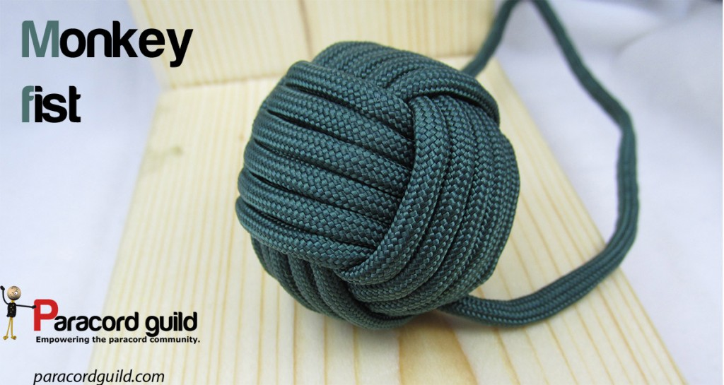How to tie a paracord monkey fist knot - Paracord guild b18d46727a05