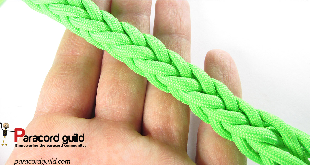 The Herringbone Braid Paracord Guild