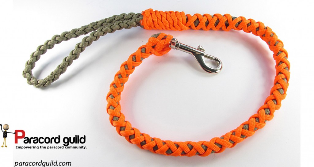 Paracord leash instructions images for Paracord leash instructions