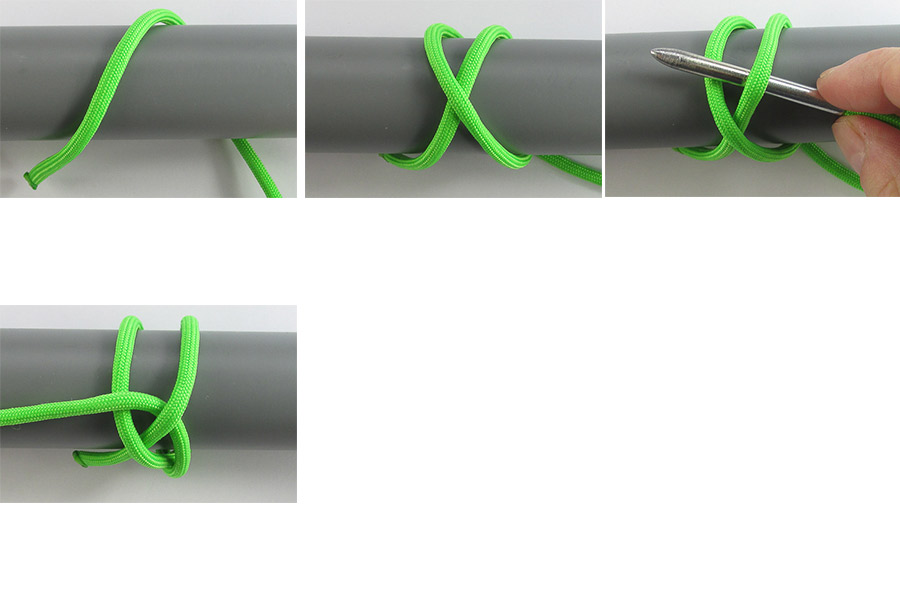 knot set up