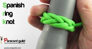 spanish ring knot