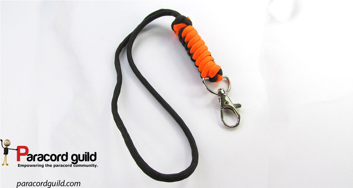 how to make a paracord lanyard paracord guild