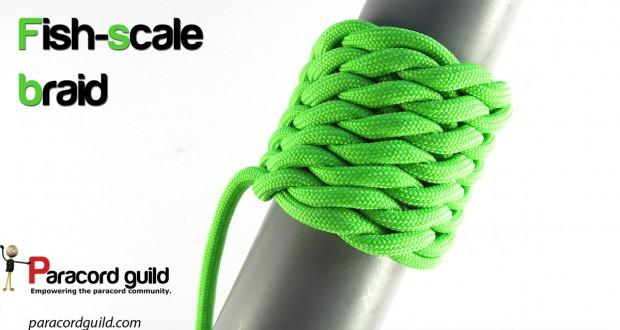 fish scale braid