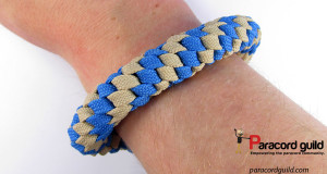 crown-knot-paracord-bracelet