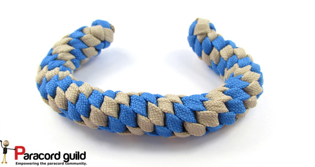 slip on paracord bracelet