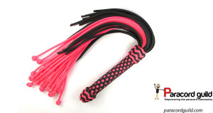 paracord flogger