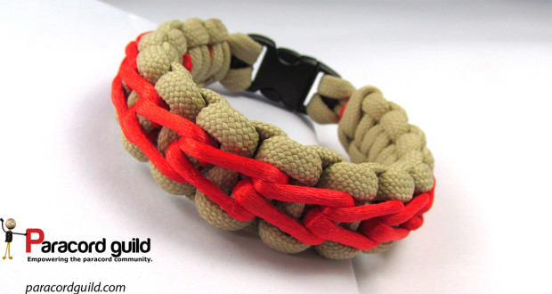 double-stairstep-stitch-paracord-bracelet