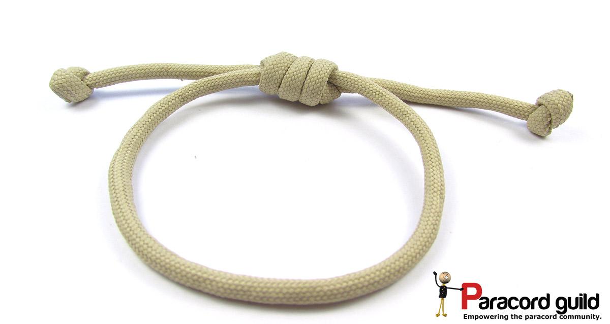 Hangman S Noose Bracelet Paracord Guild