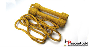 paracord jump rope