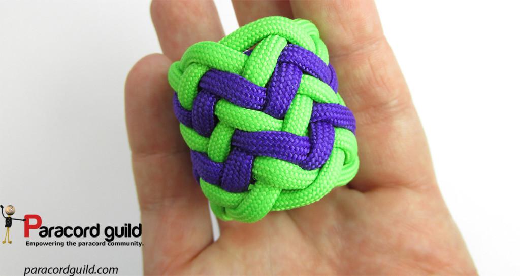 Pinapple knot.