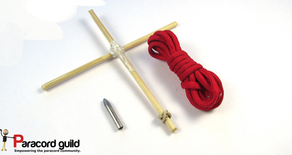 supplies for the sailor's cross