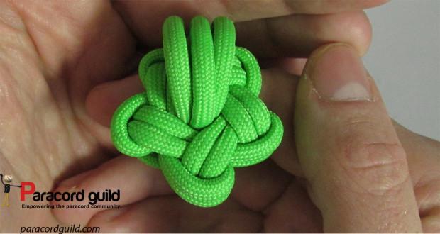 multi strand star knot