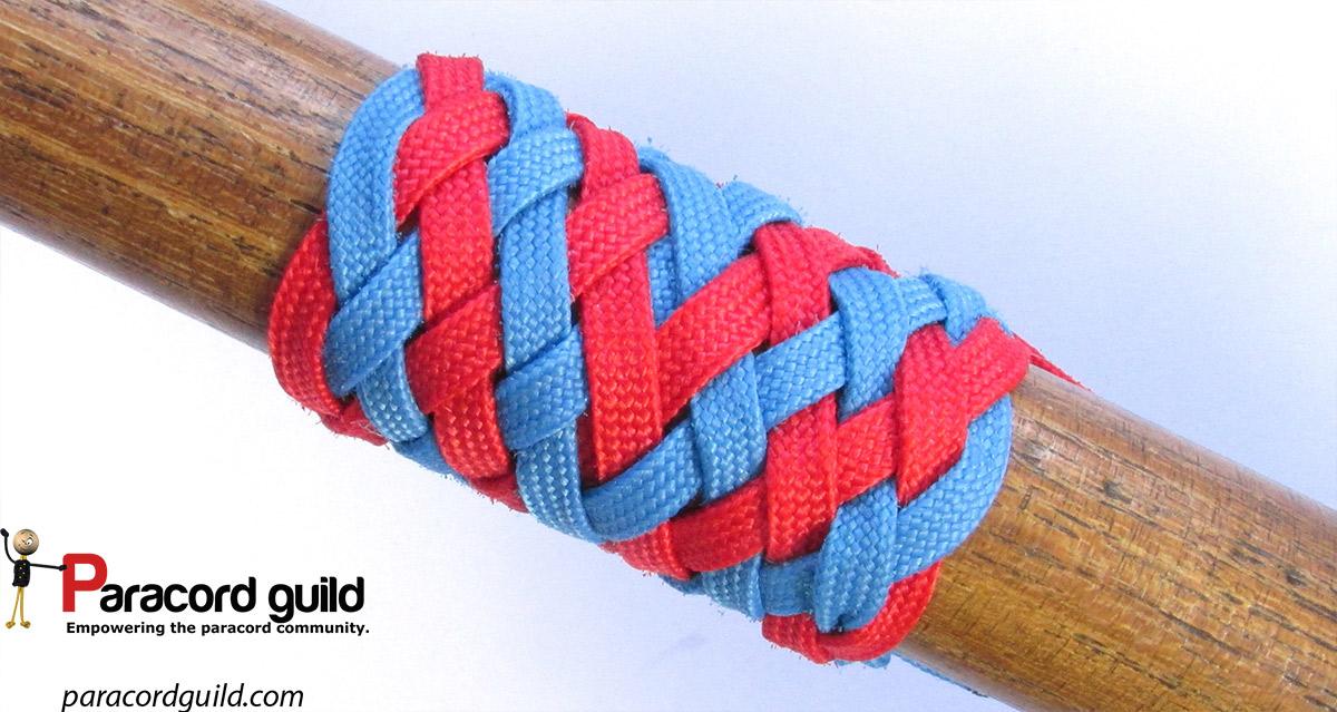 Chevron Knot Paracord Guild