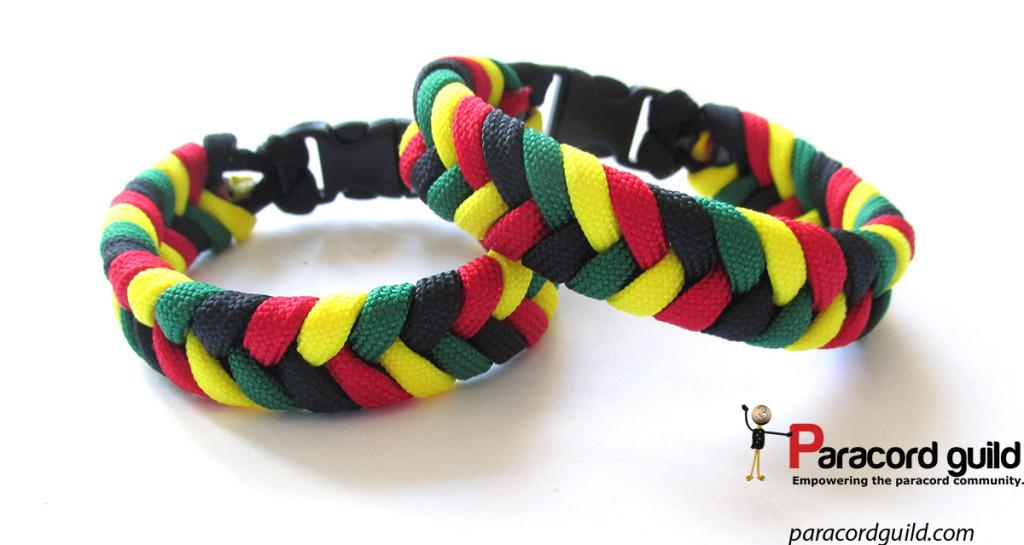 rasta-paracord-bracelets