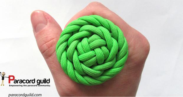 sennit rose knot