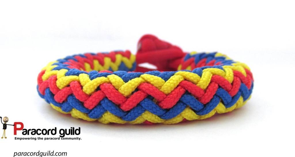 3-pass-gaucho-fan-knot-bracelet