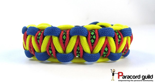 stitched-solomons-dragon-paracord-bracelet