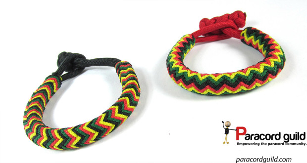 turks-head-paracord-bracelets