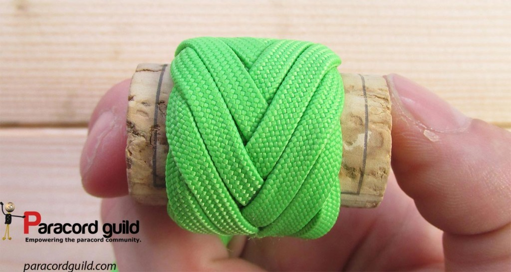 The knot tightened on a leather collar and rolled.