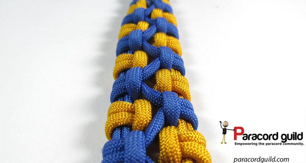 The bracelet pattern.