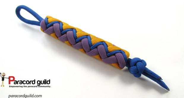 paracord knife lanyard