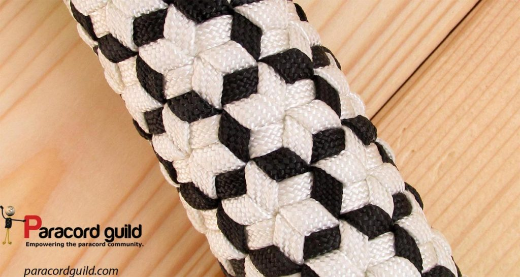Star Triaxial Paracord Guild