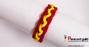 2-color-pineapple-knot-paracord-bracelet