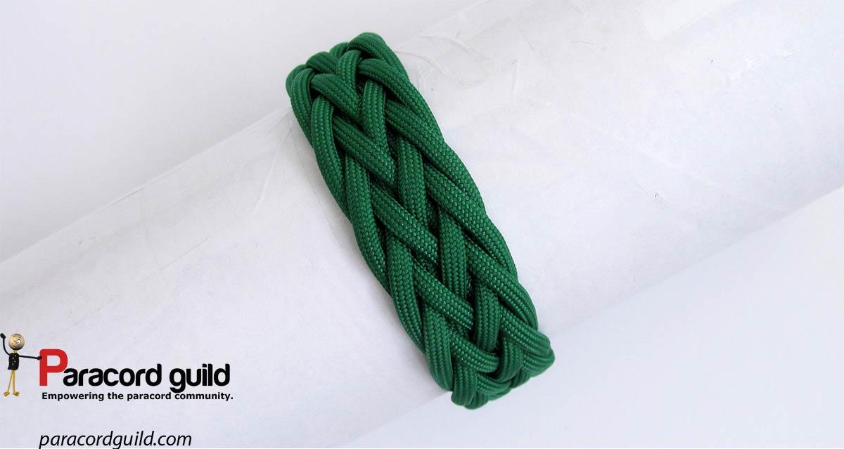 Gaucho Knot Paracord Bracelet Paracord Guild