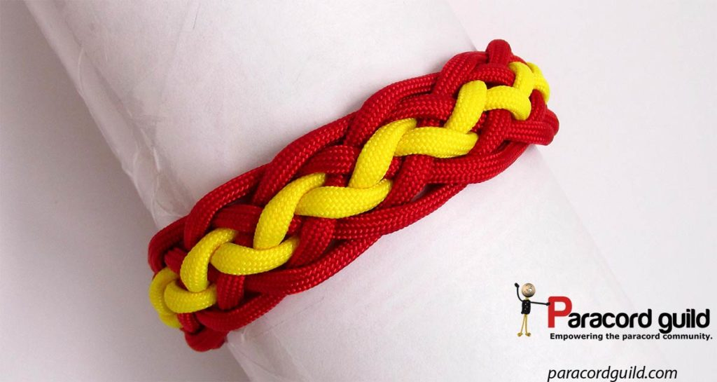 pineapple-knot-paracord-bracelet