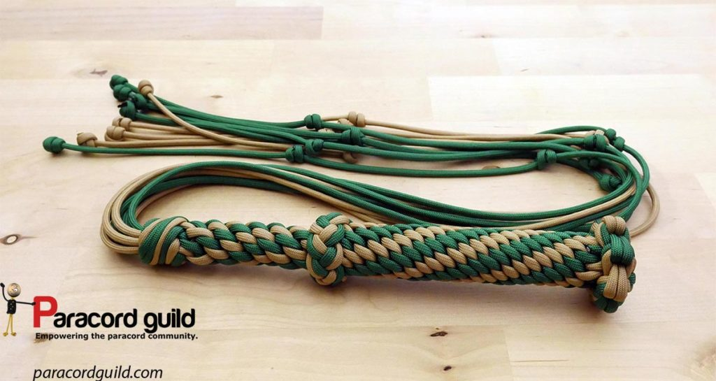 paracord-550-cat-of-nine-tails
