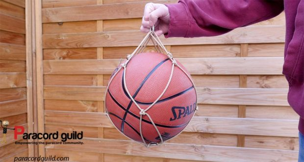 paracord ball net