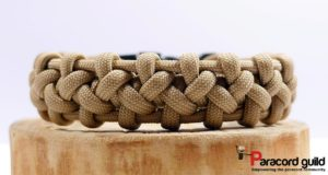 trojan horse paracord bracelet